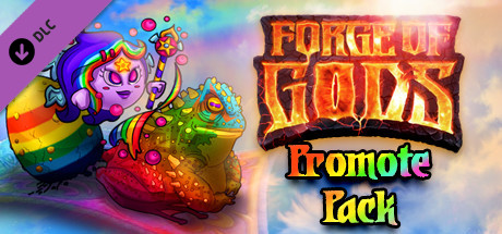 Forge of Gods Promote pack