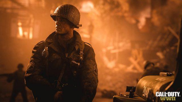 Call of Duty WWII Haritalar