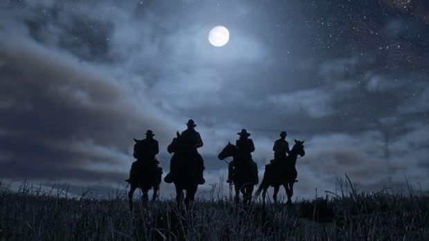 Red Dead Redemption 2 oyun için görüntüler