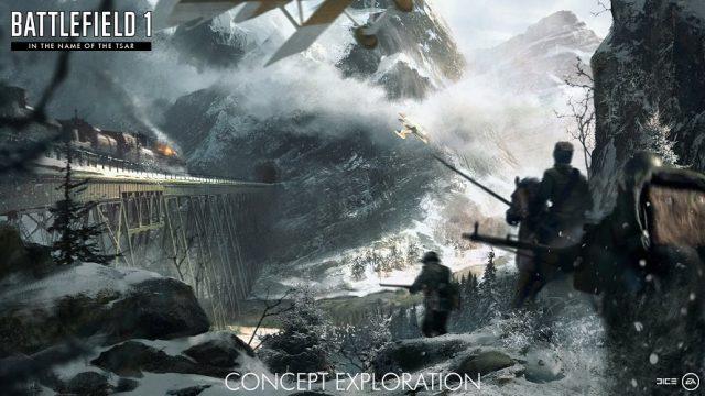 Battlefield 1 The Name of Tsar