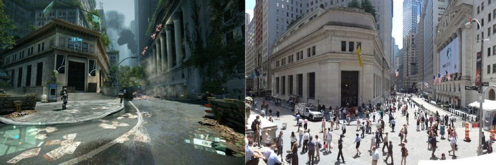 Crysis 2 - New York