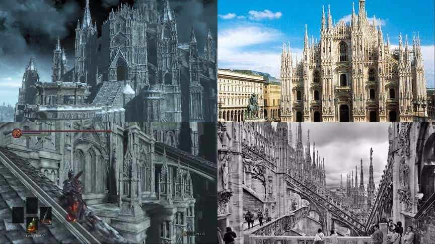 Dark Souls - Anor Londo ve Il Dueno, Milano