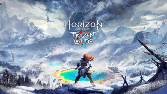 Horizon Zero Dawn Frozen Wilds