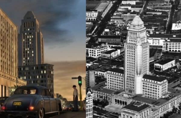 L.A. Noire - Los Angeles