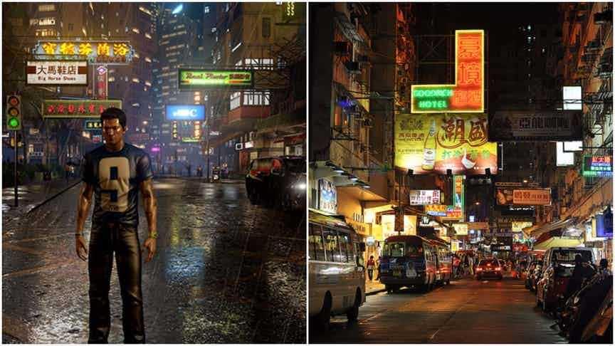 Sleeping Dogs - Hong Kong