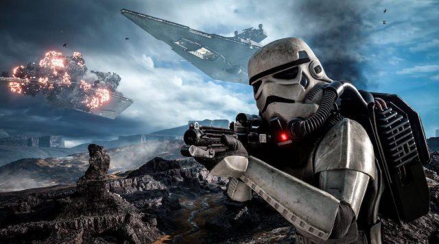 Star Wars Battlefront II E3 2017 video