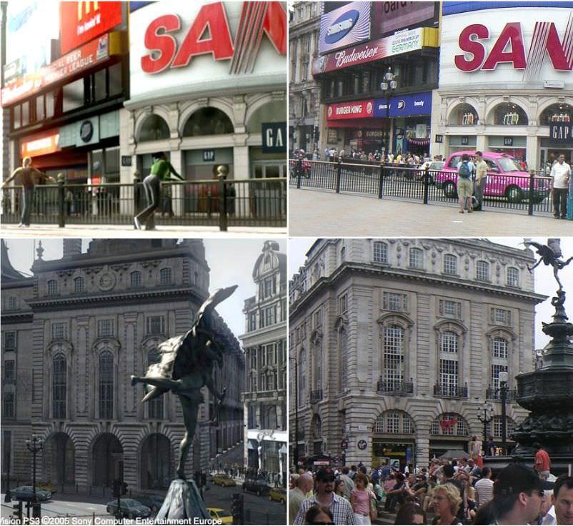 The Getaway - Londra, İngiltere