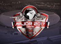 PGL Major 2017 Krakow