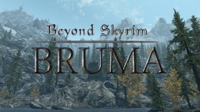 Skyrim Bruma
