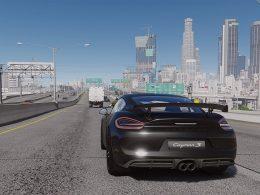 GTA V Natural Vision