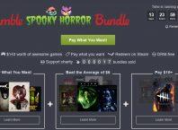 Humble Spooky Horror Paketi
