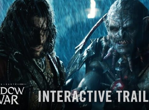 Shadow of War Live Action