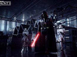 Darth Vader Bey ne yapıyorsunuz