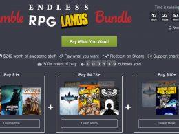 Humble Endless RPG LAND Bundle