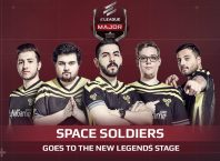 Space Soldiers Major'de!