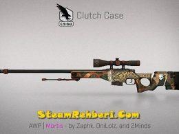 Counter Strike Global Offensive Clutch Kasası