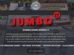 Humble Jumbo Bundle Paketi