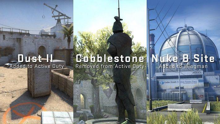 CS GO turnuvalarından Cobblestone haritası kaldırıldı