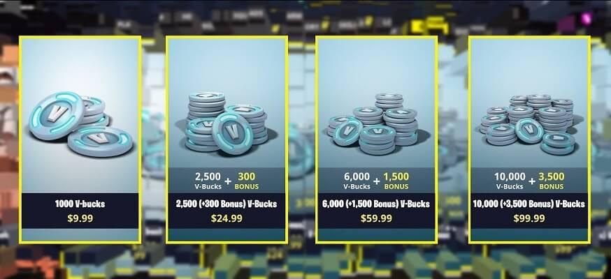 Fortnite'ta Ücretsiz V-Bucks Kazanma Rehberi