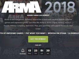 Humble ARMA 2018 Bundle