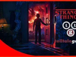 Telltale Games Stranger Things