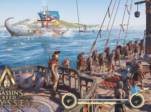 Assassin's Creed Odyssey Deniz Savaşları