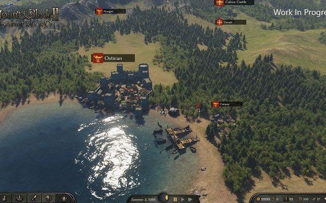 Mount Blade II Bannerlord Gamescom 2018 videosu