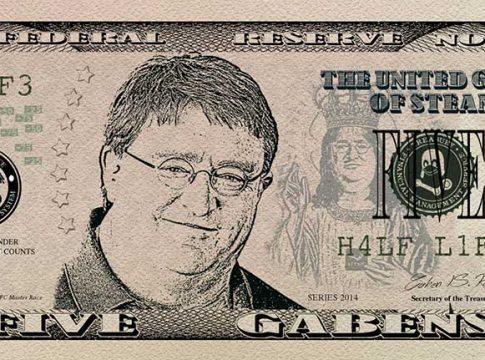 Steam 2018 dolar zam