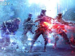 Battlefield 5 Firestorm Battle Royale