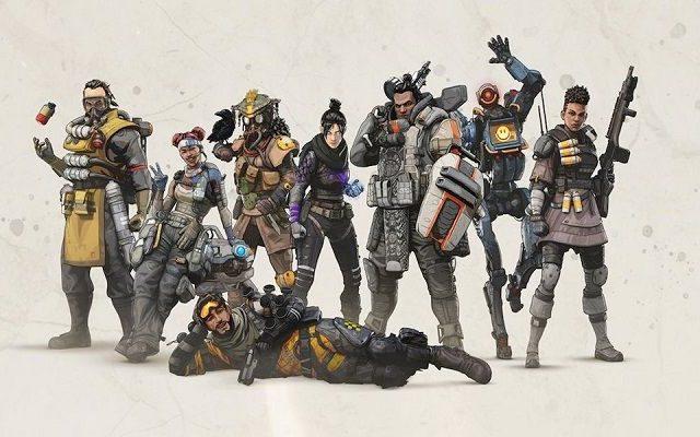 Apex Legends yeni karakter silah