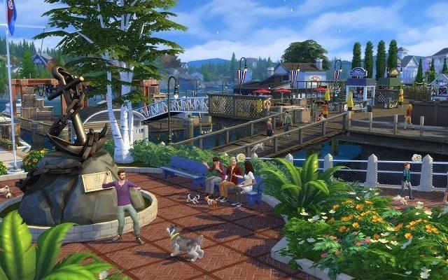 The Sims 4 ücretsiz