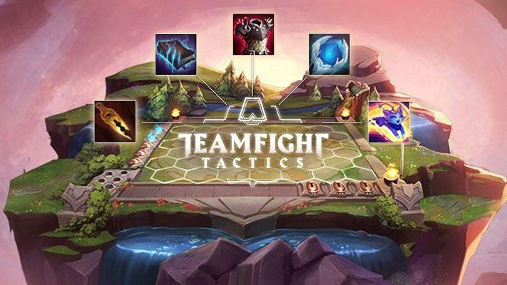 LoL Taktik Savaşları Eşya/Item Birleştirme Rehberi