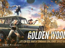 PUBG Golden Woods