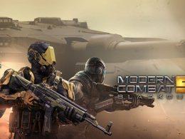 Modern Combat 5 oyna