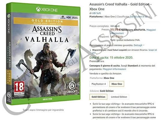 Assassins's Creed Valhalla
